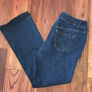 Lane Bryant slim boot genius for jeans